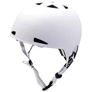 Велошлем KALI Viva Solid, белый фото