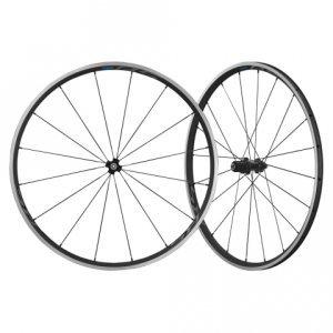 Колеса велосипедные Shimano RS100, переднее и заднее 28