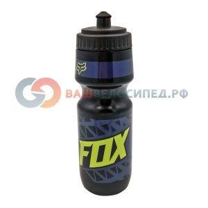 Фляга для воды Fox Given Water Bottle, 700 мл, черный, 09774-001-OSФляги и Флягодержатели<br>Объёмная и удобная в использовании фляга для воды. Съёмная крышка и широкое горлышко позволяют легко наполнить флягу из любого источника и даже положить внутрь лёд. А графика в традиционном мотокроссовом стиле дополнительно отличает её от аналогов.<br><br><br><br>ОСОБЕННОСТИ<br><br><br><br>Материал: пластик<br><br>Объём: 700мл