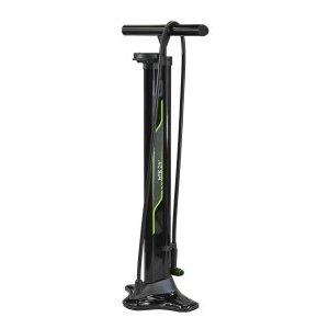 Насос GIYO GF-94HV, напольный, алюминиевый, с манометром, цвет черный, 6-190094Велосипедный насос<br>NEW, насос велосипедный:<br>- алюминиевый, две головки AV/FV на гибком шланге<br>- стационарный<br>- ножной упор<br>- с большим манометром<br>- максимальное давление 120PSI/8Bar<br>- широкий цилиндр большого объёма позволяет быстро накачивать бескамерные 29 колёса<br>- антискользящая ручка<br>- черный<br>- блистер
