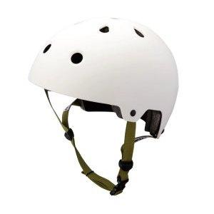 Шлем велосипедный KALI BMX/FREESTYLE MAHA, белый 2019 фото