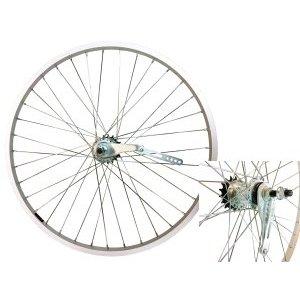 Колесо 16 заднее, обод одинарный алюминий, серебристый, втулка тормознаяКолеса для велосипеда<br>Колесо 16 заднее, обод одинарный алюминий б/пист. серебристый, втулка тормозная<br><br>Диаметр колеса: 16<br><br>Количество скоростей: 1<br><br>Количество спиц: 28<br><br>Параметры задней втулки: 10х135мм<br><br>Подходит для тормозов: Ободные<br><br>Расположение колеса: Заднее<br><br>Состояние колеса: Колесо в сборе<br><br>Тип обода: Одинарный