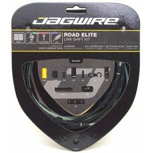 Набор рубашек и тросиков переключения Jagwire Road Elite Link Shift Kit, Black, RCK750 фото