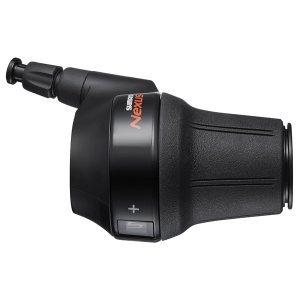 Шифтер Shimano Nexus C7000, для CJ-C7000, 5 скоростей, черный, 2100 мм, ESLC70005L210LA
