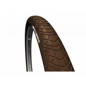 Покрышка CST C1635 Brown С1436, размер 700x42 (42-622)/28x2.00, слик, коричневый, TB00155300