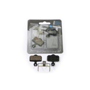 Тормозные колодки ZEIT, для дискового тормоза, для Avid Elixir, металл, DK-65 фото