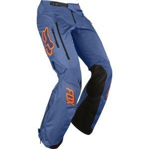 Велоштаны Fox Legion EX Pant для экстремальной езды, синий 2018Велоштаны<br>Универсальные велоштаны, которые отлично подойдут как для гонок во влажную погоду, так и для спокойной поездки в тёплый солнечный день. Модель выполнена из фирменного ветронепроницаемого текстиля Cordura Ripstop с эластичными вставками для большей свободы движений. Двойные накладки на коленях из воловьей кожи и устойчивого к истиранию текстиля обеспечивают максимальную долговечность, а интегрированные гетры для велобот добавляют удобства при езде.<br><br><br><br>ОСОБЕННОСТИ<br><br><br><br>Материал: Cordura Ripstop с эластичными вставками в критических местах<br><br>Две прорези на молниях для дополнительной вентиляции<br><br>Интегрированные внутренние гетры<br><br>Тройные швы в критических местах<br><br>Карман на молнии<br><br>Двойные накладки на коленях выполнены из воловьей кожи и устойчивого к истиранию текстиля для максимальной долговечности<br><br>Светоотражающие элементы сделают вас заметнее в тёмное время суток (только на модели чёрного цвета)