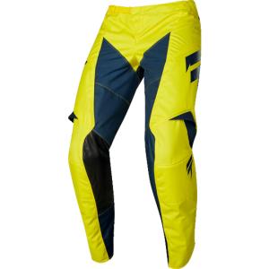 Велоштаны подростковые Shift White York Youth Pant для экстремальной езды, желто-синий 2019Велоштаны<br>Велокроссовые штаны от Shift для подростков. Модель выполнена из устойчивого к истиранию полиэстера 600D со вставками из эластичного текстиля в критических местах. Особый крой этих штанов обеспечивает естественную посадку во время езды, а благодаря длинным узким штанинам вы будете чувствовать себя комфортно.<br><br><br><br>ОСОБЕННОСТИ<br><br><br><br>Материал: полиэстер 600D<br><br>Вставки из эластичного текстиля в критических местах<br><br>Особый крой для естественной посадки во время езды<br><br>Длинные и узкие штанины удобно заправлять