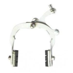 Тормоза для детских вело/беговелов, передние, задние, алюминиевые, серебристые, 00-171209Тормоза на детский велосипед<br>Тормоза для детских велосипедов/беговелов<br><br>расположение: передние, задние<br>тип: клещевые<br>цвет: серебристые<br>материал: алюминий
