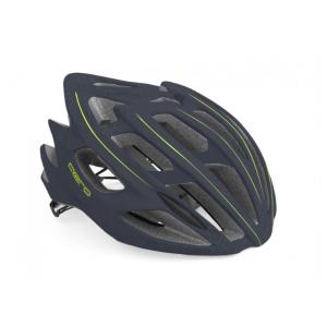 Велошлем AUTHOR Aero X8-162 спортивный, 16 отверстий, InMold+EPS поликарбонат, темно-серый неонВелошлемы<br>AUTHOR Шлем спортивный<br>- 16 отверстий <br>- темно-серый-неон<br>- поликарбонат