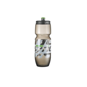 Фляга велосипедная Syncros Corporate 2.0 smoked clear/green, 0.55 л, 241909-5096169
