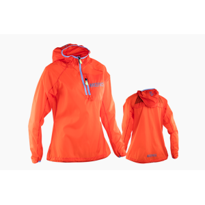 Велокуртка Race Face Nano Jacket Orange 2019 фото