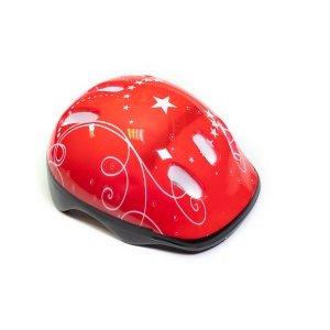 Шлем вело детский, красный, размер S (52-54 см), HT-D004 RED - S