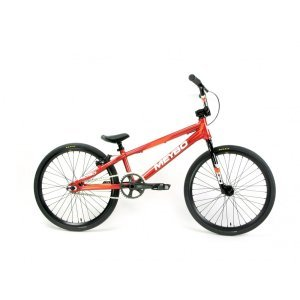 Велосипед BMX Meybo Clipper Bike Red/White/Orange Pro21 2019