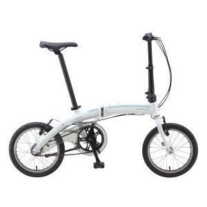Складной велосипед DAHON Curve i3 Cloud 16