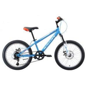 Детский велосипед Black One Ice Girl D 20