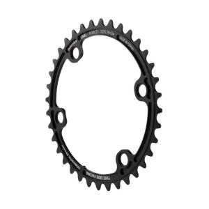 Звезда велосипедная Rotor BCD110X4 Inner Black 36t(52), C01-516-25010A-0 фото