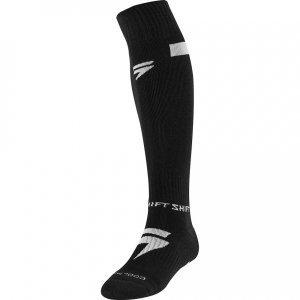 Носки Shift Whit3 Label Sock, черный 2019