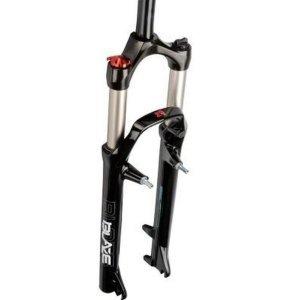 """Вилка велосипедная амортизационная RST BLAZE TNL, 29"""", ход 120 мм, под дисковый тормоз, черная, BLAZE 29-120 TNL фото"""