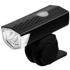 Велофара Briviga USB 120, диод CREE XPE, 120 лм, встроенный аккумулятор 800 мАч, EBL-2255 фото