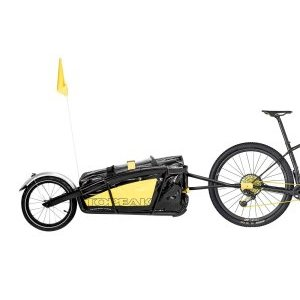 "Велоприцеп TOPEAK JOURNEY TRAILER TX ALUMINUM MAIN FRAME W/WATERPROOF BAG W/16"" WHEEL/REAR,TTR-TX"