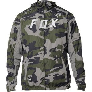 Велокуртка Fox Moth Windbreaker Camo, 2020