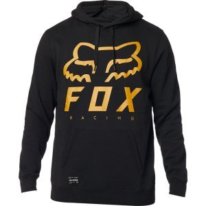 Толстовка Fox Heritage Forger Pullover Fleece Black, 2020