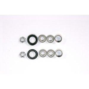 Ремкомплект для велопедалей, HT Nano, Air Rebuild Kit AN01, AN06, AN14A, 136NANO-011