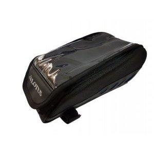 Велосумка LOTUS SH-P27, на раму, с чехлом для смартфона, 19,5х11х9 см, LOTUS_SH-P27