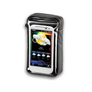 Подсумок велосипедный Lotus SH2-6103PH, для смартфона, на руль, экран до 5,5 дюймов, Lotus_SH2-6103PH