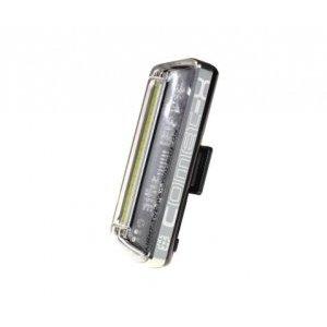 Фонарь велосипедный Moon Comet-X, передний, USB, 1 Led, 7 режимов, универсальный, красный, WP_Comet-X