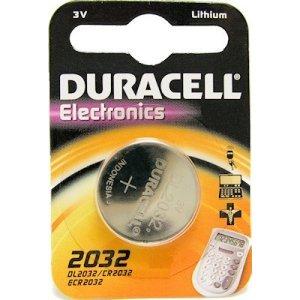Батарейка Maxwell CR2032 3V на блистере, кнопочного типа, литиевая, серебристый, SIG_00342