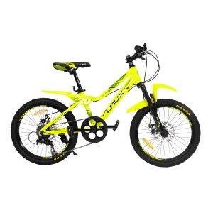 Детский велосипед LAUX GROW UP Disc 20