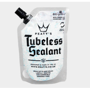 Герметик для велопокрышек Peaty's Tubeless Sealant Trail Pouch, 120мл, PTS120-96 фото