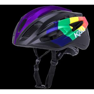Шлем велосипедный KALI THERAPY ШОССЕ/ROAD, 21 отверстие, LDL, CF, Mat Multi фото