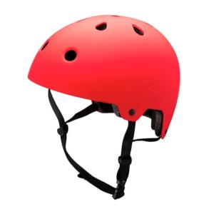 Шлем велосипедный KALI MAHA BMX/FREESTYLE,10 отверстий, Red фото