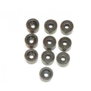 Комплект уплотнений Reversible seals, 10 штук, black, 231040-0001 фото