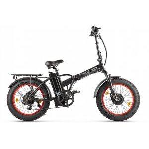 Электровелосипед складной VOLTECO BAD DUAL, 20