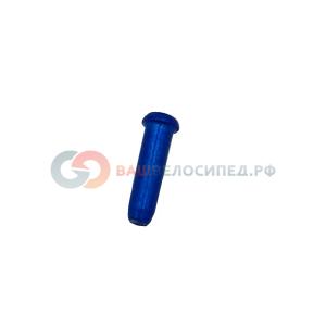 Наконечник троса Colt 1.1-1.6mm, синий, BMA-2211BU