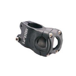 Вынос руля велосипедный Vinca Sport, нерегулируемый, внешний, 28.6*31.8*40*мм, угол-7*, черный, VST 37 black фото