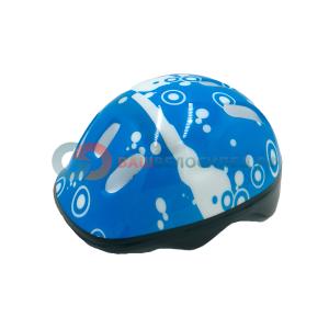 Шлем вело детский, голубой, размер S (52-54 см), HT-D004 BLUE - S