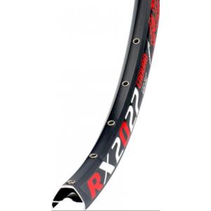 """Обод велосипедный REMERX """"rx2027 ENDURO"""", 29"""" (622x27), 32 спицы, 502 гр, двойной, пистонированный, черный, RD29b32e-END фото"""