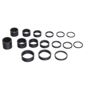 Кольцо проставочное рулевой KENLI, 1-1/8, 10мм, алюминий, KL-4021A-10