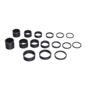 Кольцо проставочное рулевой колонки KENLI, 1-1/8, 2мм, алюминий, KL-4021A-2
