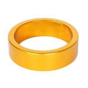 Проставочное кольцо JOY KIE MD-AT-01 Alloy 6061 28,6*10mm, анодированное, золотое