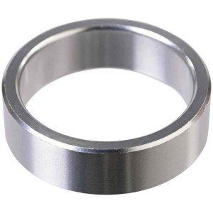Проставочное кольцо JOY KIE MD-AT-01 Alloy 6061 28,6*10mm, анодированное, серебристое