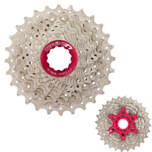 Кассета велосипедная Sun Race RX ,10 скоростей,11-32T, серебристый, CSRX0.TAUR.XS0.BX фото