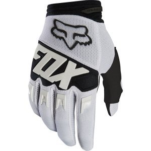 Велоперчатки Fox Dirtpaw Glove, белый 2020 фото