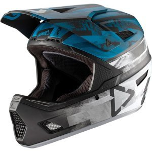 Велошлем Leatt DBX 3.0 DH Helmet Ink 2020 фото