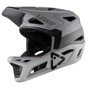 Велошлем Leatt DBX 4.0 Helmet Steel 2020 фото